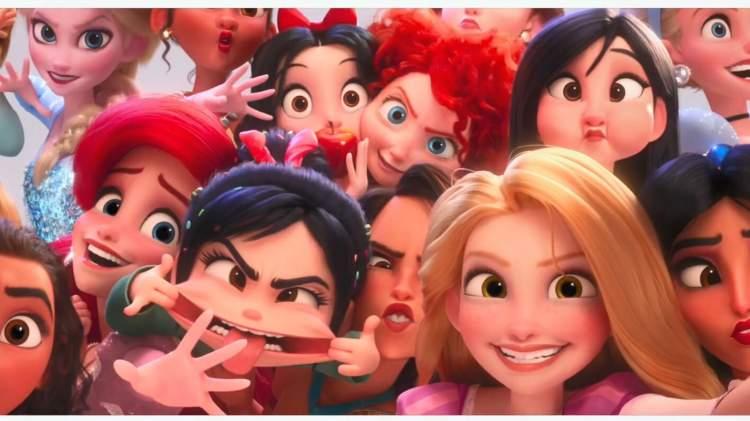 """美丽中国梦儿童版_除了刷一波14位迪士尼公主""""世纪同框"""",这些美丽的小姐姐也 ..."""