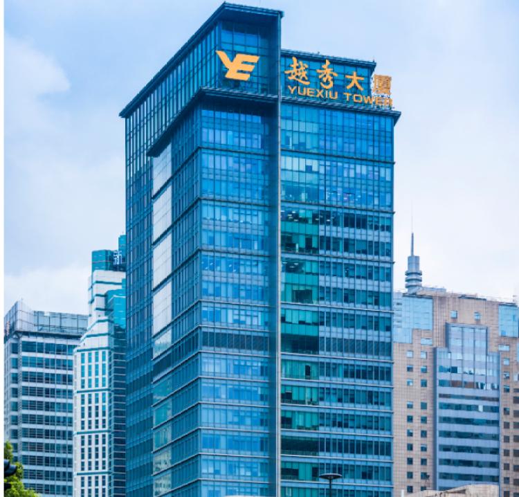 上海自贸区投资_入沪四年,越秀大厦估值上升2成 - 周到上海