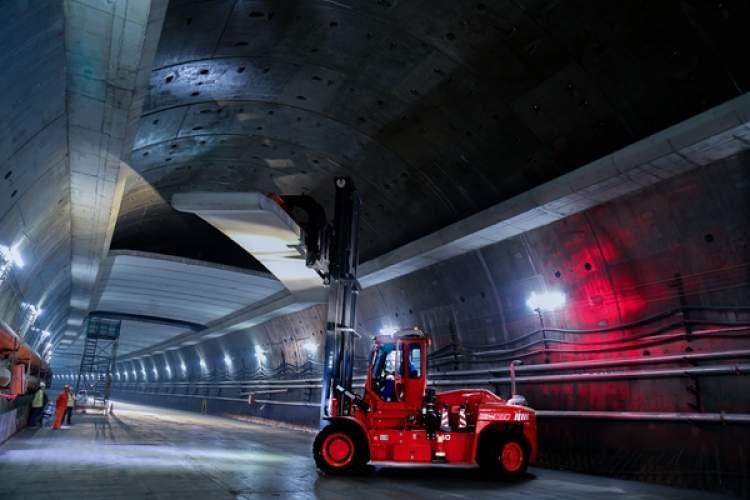 上海郊环隧道明天上午试通车,为未来郊环线成环添上浓重一笔!