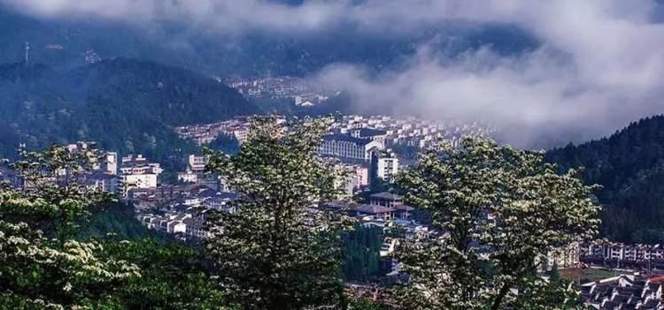 江西省宜春市明月山温汤旅游度假区